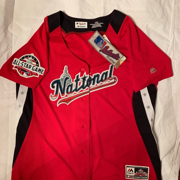 best service 1eb52 98115 2018 MLB All Star Jersey NWT